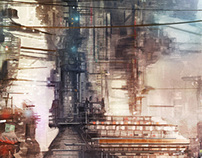 Metropolis - Concept Art