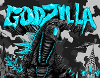 Godzilla-Destroy all Monsters