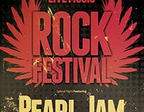 Rock Flyer / Poster 7