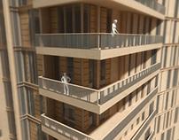 Damac I Lusail Waterfront Hotel Apartments