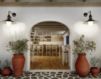 Olympia Restaurant in Germany   CGI