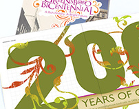 Greensboro Bicentennial official program