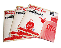 DJ Format & Phill Most Chill 'The Foremost' LP & CD