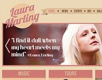 Mock Musician Website