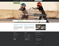 Byrne Electrical Website Design