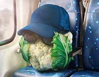 Poorly Hidden Veggie