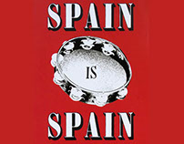 SPAIN IS SPAIN BOOK