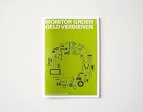 Monitor Green money