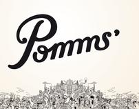 Brand Style Pomms'