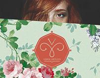 Valeria Venturini. Brand identity.