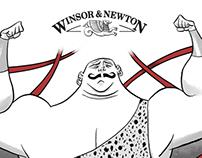 Strong! – Winsor & Newton