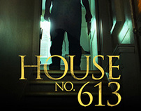 House No. 613 - A Halloween short film.