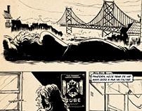 Comics: Esta consciência(...), 2009
