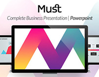 Must PowerPoint & Keynote Presentation Template