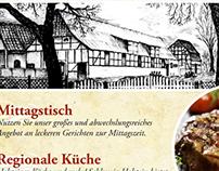 "Plakat ""Essen"", Marienhof"