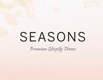 Seasons Premium Shopify Theme