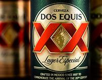 Dos Equis Brand