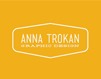 ANNA TROKAN GRAPHIC DESIGN BRANDING