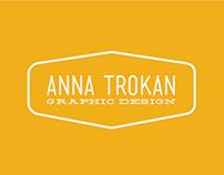 ANNA TROKAN GRAPHIC DESIGN BRANDING