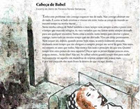 "Short fiction: ""Cabeça de Babel"", 2009"