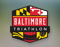 Baltimore Triathlon Logo