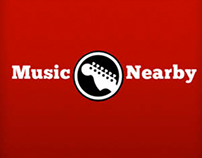 Music Nearby Powered by Last.fm