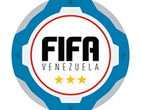 Propuestas de Logos Para Fifa Venezuela