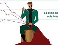 Ilustración artículo sobre la crisis