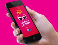 Conectá la diversión - Fiesta 2013