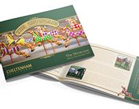 2009 Cheltenham Racecourse Brochure Concept