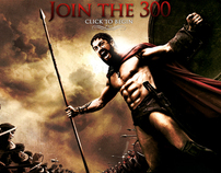 The 300: Viral Postcard