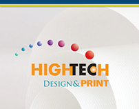 Capabilities Brochure | High Tech Printing