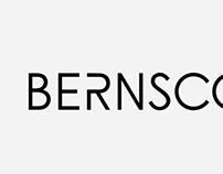 BERNSCOTT|Identity Design