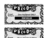 Moch Cheque :: Volcom Malaysia