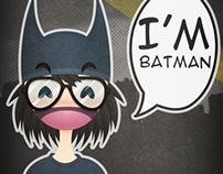 I`m Batman