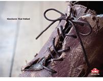 Kiwi Shoelaces Ad