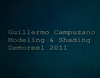 Demoreel 2011