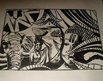 Lino Cuts and Prints