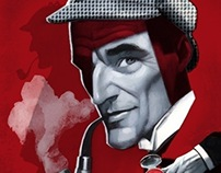"Sherlock Holmes ""A Study in Scarlet"" A. Conan Doyle"