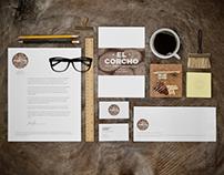 El Corcho - Crafted Identity / Branding Mockups