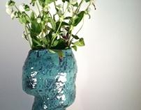 Egomorphic Vase Sculptures