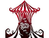 Sysi & Savi - Karnevaali | Illustration