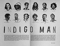 Indigo man