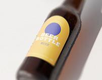 Beer Bottle Mockup 2