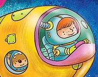 Aris in space