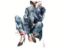 Fashion Illustraion