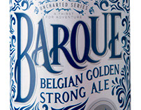 Barque Belgian Golden Strong Ale