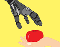AI Social Awareness Poster
