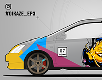 Type-R EP3 - wrap designs