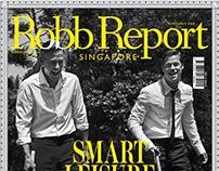 Robb Report Singapore, November 2015